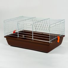 Nyuszi és tengerimalac ketrec - Rabbit 60 króm