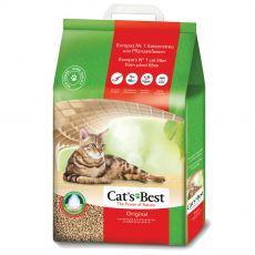 Csomósodó alom - Cats Best Original  20 l