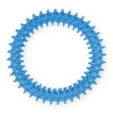 TPR Gumikör tüskékkel - kék 12,5cm