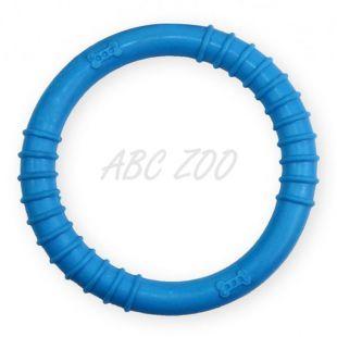 TPR Bordázott gumikarika – kék, 9,5 cm