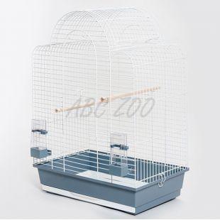 SONIA III - papagájoknak ketrec - 54 x 34 x 75 cm