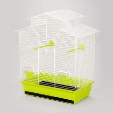 IZA II ketrec papagájok számára - 51 x 30 x 60,5 cm