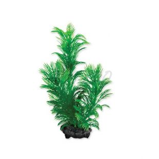 Tetra akváriumi műnövény - Green Cabomba S, 15cm