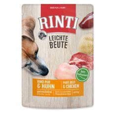 RINTI Leichte Beute alutasak marha- és csirkehús, 400g