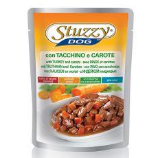 Stuzzy Dog - pulyka és sárgarépa - 100 g