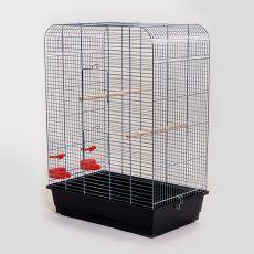 NINA króm - kalitka papagájoknak - 54 x 34 x 75 cm