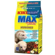 KIKI EXCELLENT MAX MENU - vadászgörénytáp, 800 g