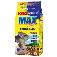 KIKI EXCELLENT MAX MENU - csincsillatáp, 800 g