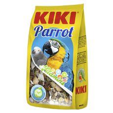 KIKI MIXTURA - eleség nagy testű papagájfajoknak, 600g