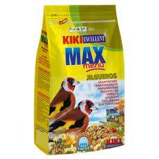 KIKI MAX MENU Goldfinches - eleség kisebb díszmadaraknak, 500g