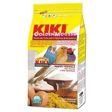 KIKI GOLDENMOUSSE - eledel egzotikus díszmadaraknak, 1kg