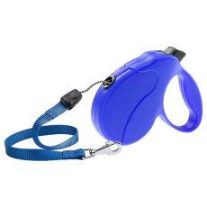 Amigo Easy Large póráz 50 kg-ig - 5 m zsinór, kék
