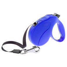 Amigo Easy Medium póráz 25 kg-ig - 5 m szalag, kék