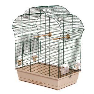 LAURA III - papagáj számára ketrec - 60,5 x 34 x 71,5 cm