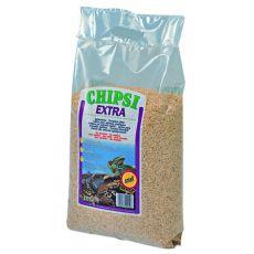 CHIPSI EXTRA SMALL - finom bükkfa alom, 10L
