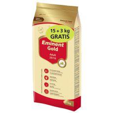 EMINENT GOLD Adult 15kg + 3kg GRATIS