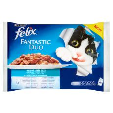 FELIX Fantastic Duo tasakok - finom halhúskollekció, 400 g