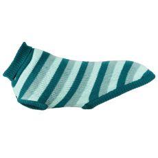 Trixie Burnaby türkiz-mentol színű pulóver, XS 25 cm
