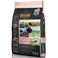 BELCANDO Finest Grain Free Salmon 4 kg