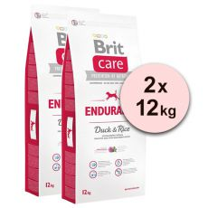 Brit Care Endurance - Duck & Rice 2 x 12kg