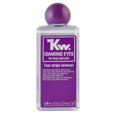 KW Diamond Eyes szemkörnyéktisztító oldat, 200 ml