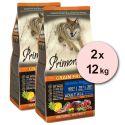 Primordial GF ADULT - bárány és tonhal 2 x 12 kg