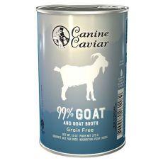 Canine Caviar GOAT Grain Free konzerv, 375 g
