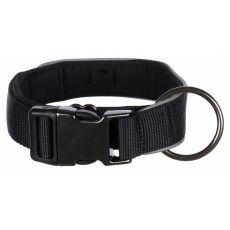 EXPERIENCE Extra Wide nyakörv 45-60 cm, 40 mm széles, fekete