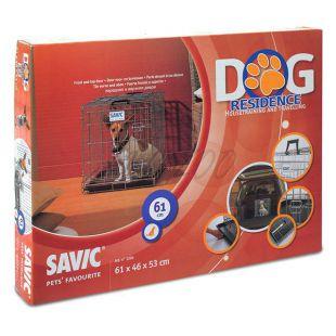 Macska és kutya ketrec Dog Residence 61 x 46 x 53 cm