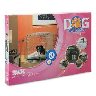 Kutyus és cica ketrec Dog Residence 91 x 61 x 71 cm