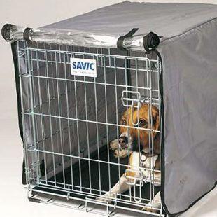Kutyaketrec takaró Dog Residence 107 cm