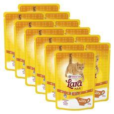 Lara Adult - csirke mártásban 12 x 100 g