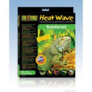 Terráriumi talajfűtő HEAT WAVE RAINFOREST 8 W - közepes
