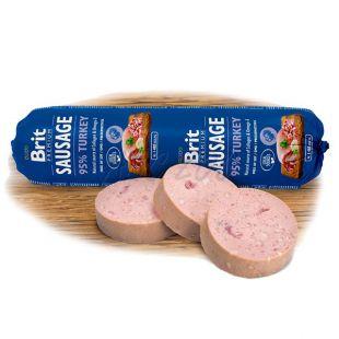 BRIT Sausage Turkey 800 g