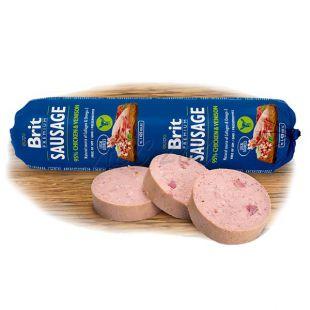 BRIT Sausage Chicken & Venison 800 g