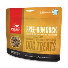 ORIJEN TREAT jutalomfalatok - Free-Run Duck Singles 42,5 g