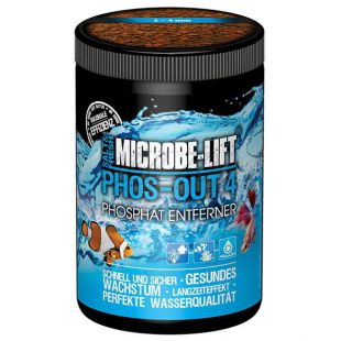 MICROBE-LIFT Phos-Out 4, Granulat 1000ml/625g