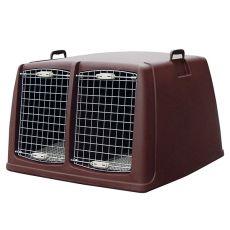 Szállítóbox kutyáknak autóba ARGO 21, 87 x 80 x 55 cm