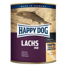 Happy Dog Pur - Lachs 750 g / lazac