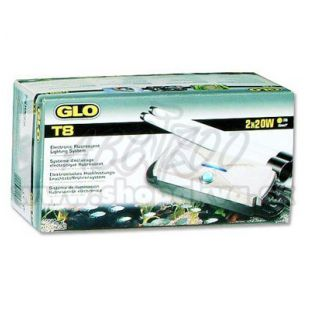 T8-as vezérlő Glomat, 2 x 20 W