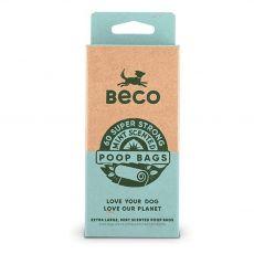Beco Bags környezetbarát zacskó, 60 db PEPPERMINT