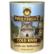 WOLFSBLUT Cold River konzerv, 395 g
