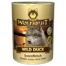 WOLFSBLUT Wild Duck konzerv, 395 g