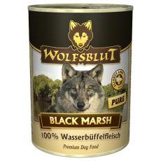 WOLFSBLUT Black Marsh PURE konzerv, 395 g
