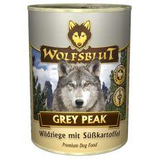WOLFSBLUT Grey Peak PURE konzerv, 395 g
