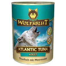 WOLFSBLUT Atlantic Tuna konzerv, 395 g
