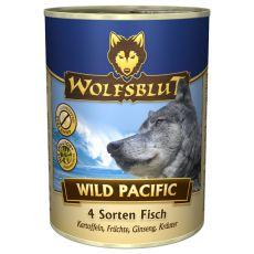 WOLFSBLUT Wild Pacific konzerv, 395 g