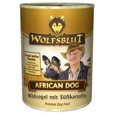 WOLFSBLUT African Dog konzerv, 395 g