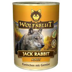 WOLFSBLUT Jack Rabbit konzerv, 395 g
