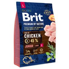 Brit Premium by Nature Junior Large 3 kg